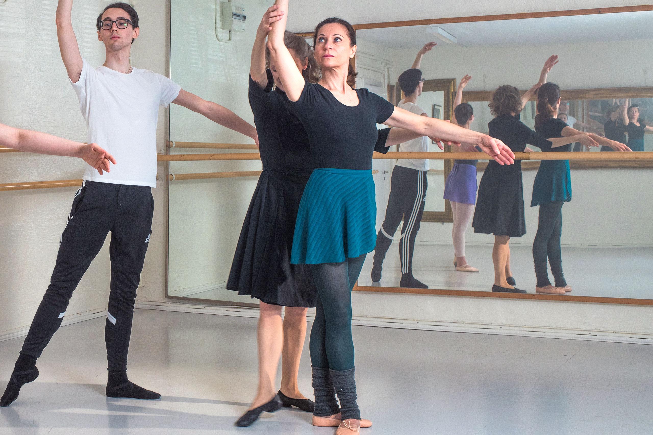 balett vuxna nybörjare